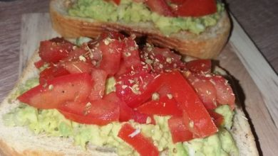 Photo of Bruschete cu avocado