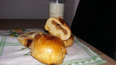 Photo of Chifle umplute cu carne tocata