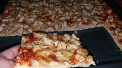 Photo of Pizza cu ciuperci si piept de pui