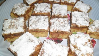 Photo of Prajitura turnata cu mere