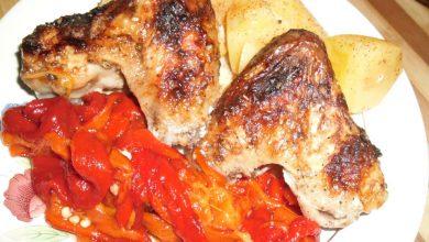 Photo of Pui grecesc marinat