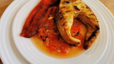 Photo of Saramura de rosii cu peste fript