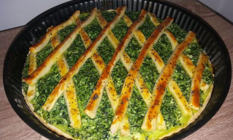 Photo of Tarta cu spanac