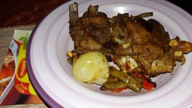 Photo of Coasta de porc cu legume la cuptor