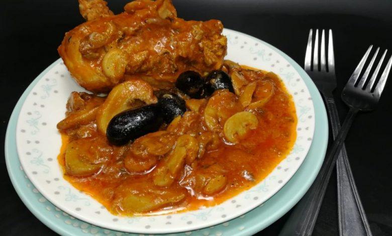 Photo of Friptura de iepure cu ciuperci si masline