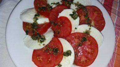 Photo of Salata italiana Capresse