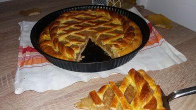 Photo of Placinta cu pere si cu mere