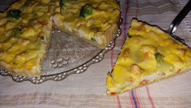 Photo of Tarta cu piept de pui si legume