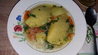 Photo of Supa cu galuste babane