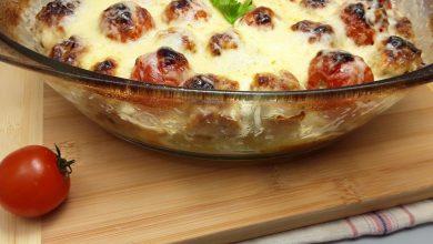 Photo of Cartofi cu chiftelute la cuptor