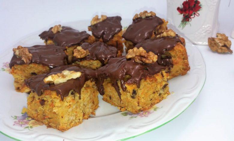 Photo of Carrot cake cu ciocolata fara zahar