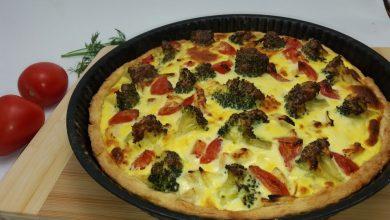 Photo of Tarta cu broccoli si piept de pui
