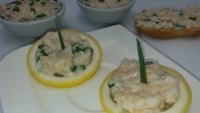 Photo of Salata de icre cu ceapa
