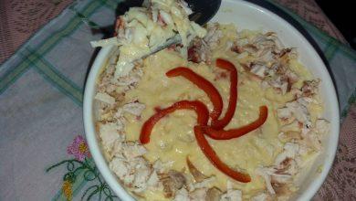 Photo of Salata de telina cu piept de pui