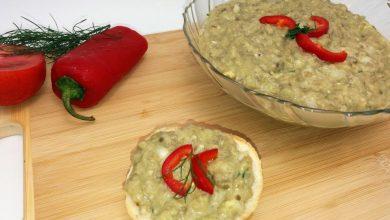 Photo of Slata de vinete cu vinetele coapte in cuptor