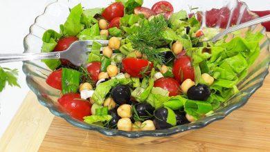 Photo of Salata de naut cu legume