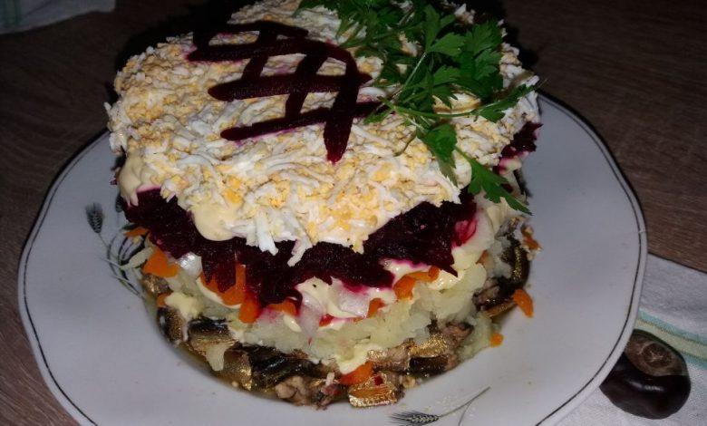 Photo of Salata ruseasca Suba