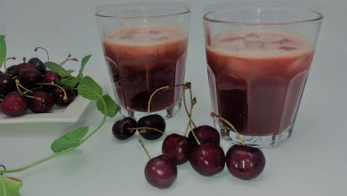 Photo of Cherry juice