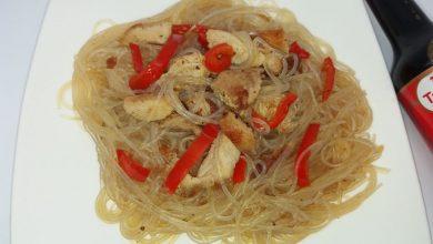Photo of Paste din orez cu legume si piept de pui