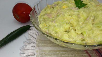 Photo of Salata Courgettes cu dovlecei si piept de pui