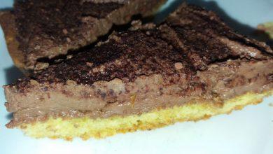 Photo of Prajitura fara zahar cu mascarpone si ciocolata