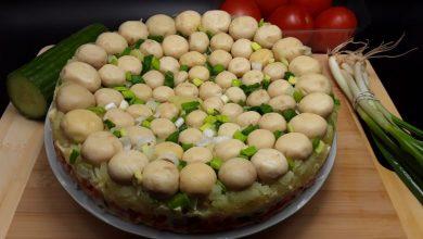 Photo of Salata Poiana cu ciuperci