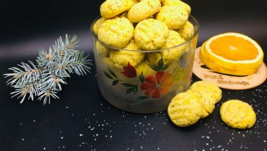 Photo of Biscuiti cu mac si portocala
