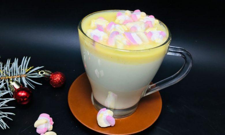 Photo of Ciocolata calda alba