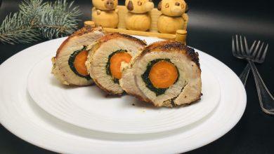 Photo of Friptura rulata din muschi de porc