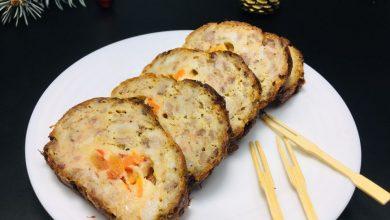 Photo of Rulada din carne tocata cu legume