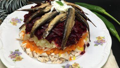 Photo of Salata Suba cu piept de pui si sprot afumat