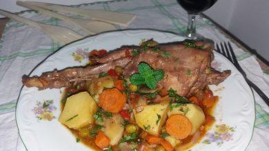Photo of Tocanita de legume cu carne de iepure