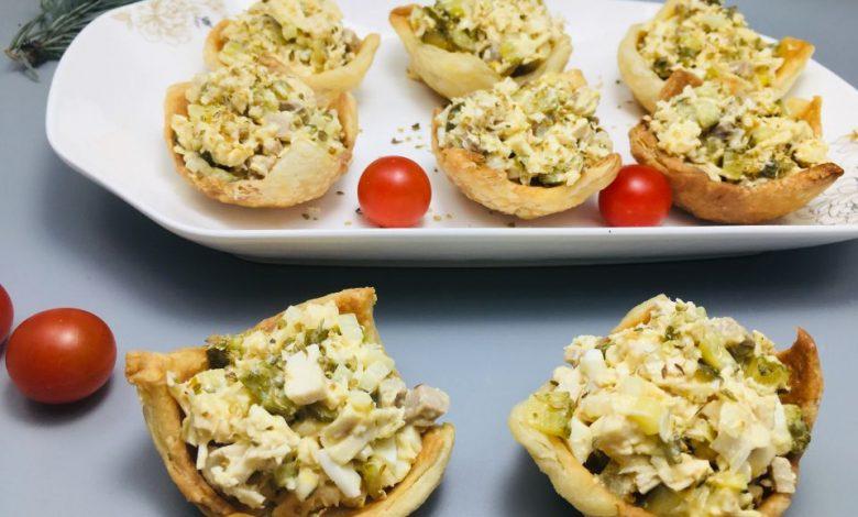 Photo of Salata aperitiv cu piept de pui
