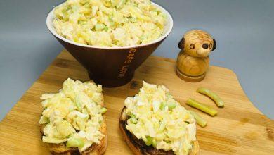 Photo of Salata de pui cu usturoi