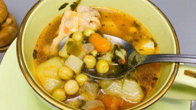 Photo of Supa de pui cu legume
