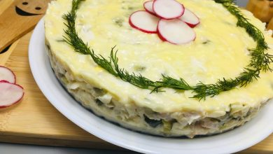 Photo of Salata cu piept de pui si telina