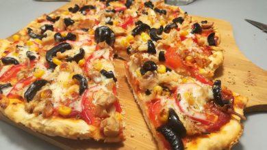 Photo of Pizza cu piept de pui si busuioc