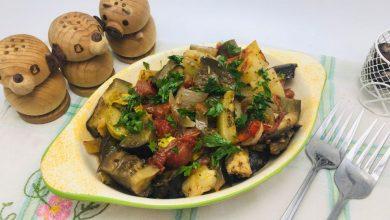 Photo of Briam- ghiveci de legume in stil grecesc