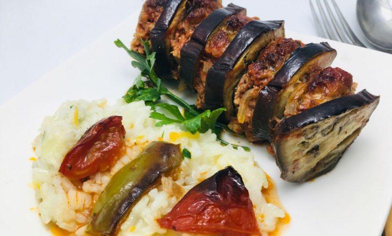 Photo of Patlican kebab cu carne de porc