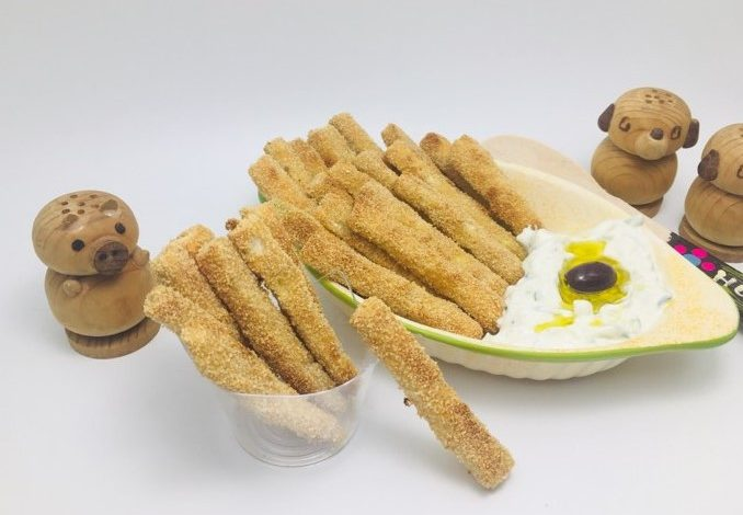 Photo of Sticksuri din dovlecei la cuptor