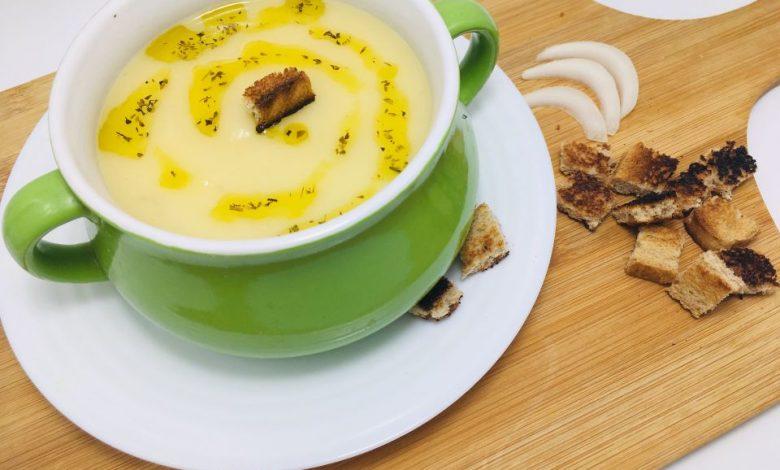 Photo of Supa crema de ceapa