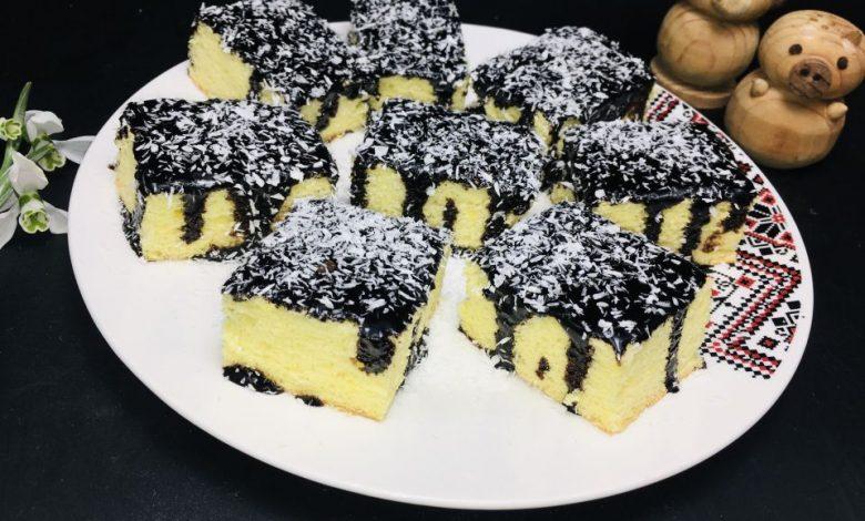 Photo of Prajitura pufoasa cu ciocolata de casa