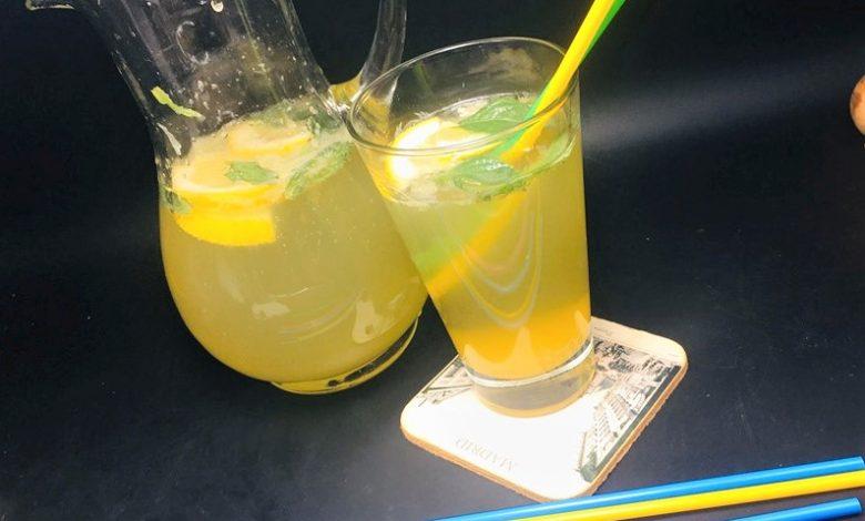 Photo of Limonada de menta cu lamaie