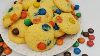 Photo of Biscuiti M&M