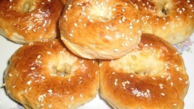 Photo of Covrigi bagels cu miere
