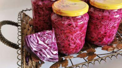 Photo of Salata de varza rosie pentru iarna