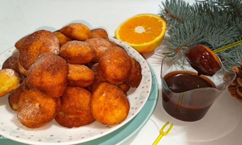 Photo of Gogosi cu iaurt si portocala